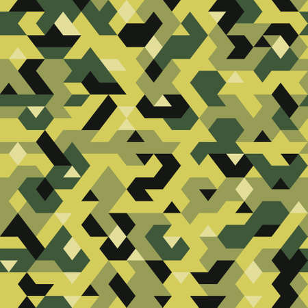 pixelated: seamless vector camouflage pattern in style, textile pattern pixelated, abstract background