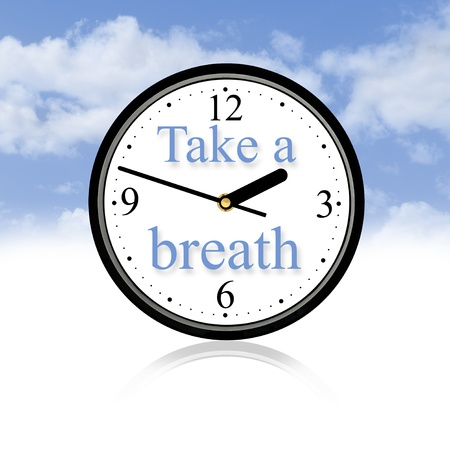 wearied: You have to take a breath in your life.