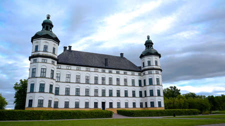 Skokloster Castle Sweden Standard-Bild