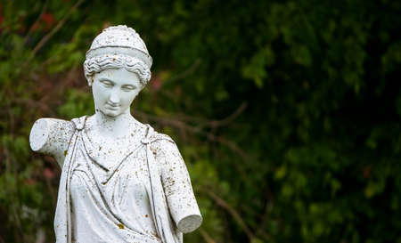 greek gods: Hebe The Cupbearer Stock Photo