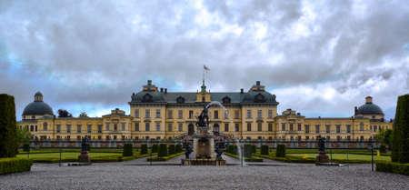 Drottningholm Castle Sweden Standard-Bild