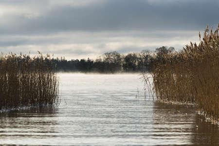 sweden winter: Sweden Winter Lake