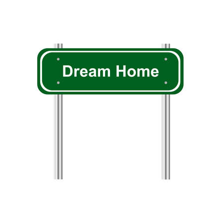 dignity: Sign dream home