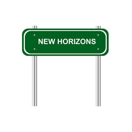 horizons: Sign new horizons
