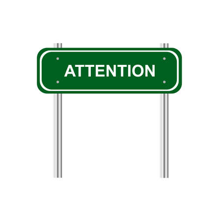 attention: Sign attention