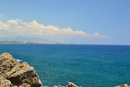 paisaje mediterraneo: