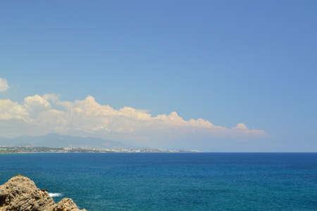 paisaje mediterraneo: Marine Mediterranean landscape