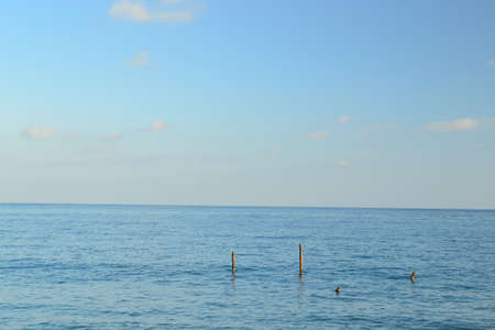 paisaje mediterraneo: Paisaje marina mediterr�nea