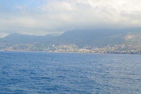paisaje mediterraneo: Paisaje marina mediterránea