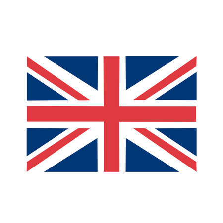 A flag of England