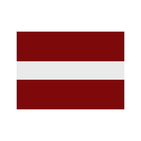 latvia: A flag of Latvia