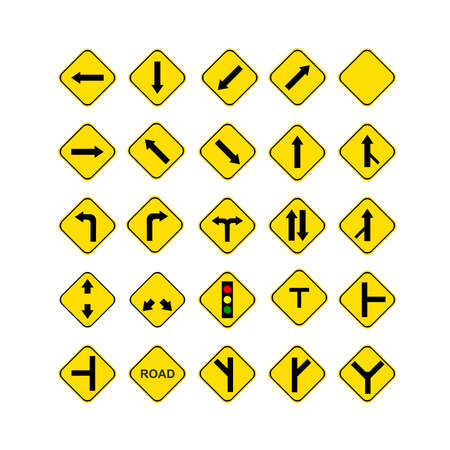 roadsigns: sign road