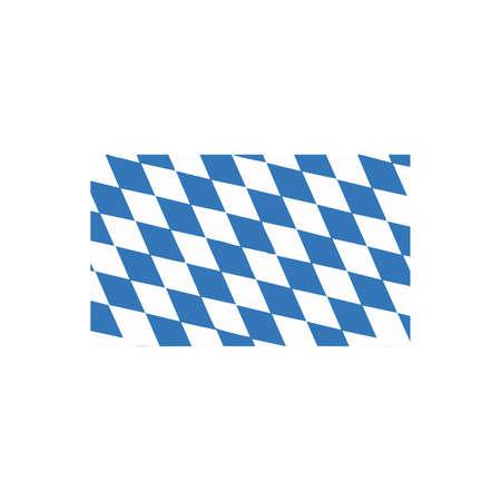 checker flag: A flag of Bavaria