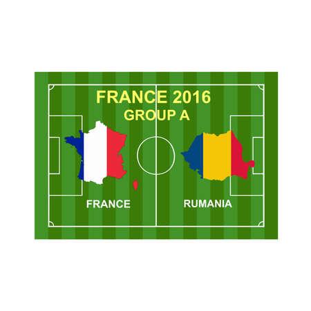 rumania: European championship France 2016
