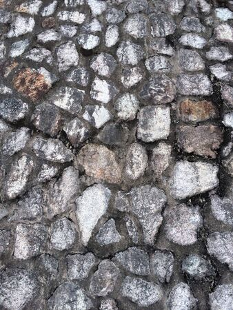 Rock wall pattern