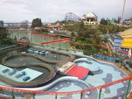 theme park: Water theme park