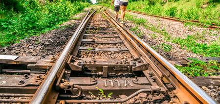 chock: Chock, railway in Thailand