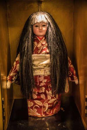 frightful: Ghost inside dolls