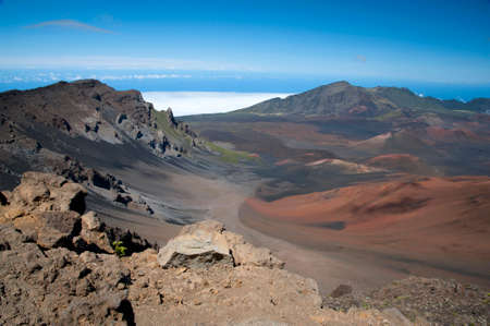 Haleakala is a dormant volcano sacred to the Maui islanders of the Hawaiian Islands.
