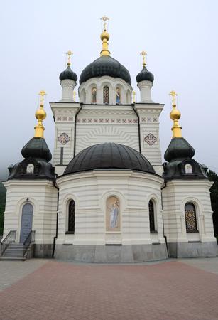Foros Church of the Ascension Crimea