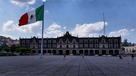 Historic Center of Toluca Editorial