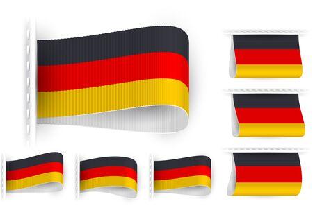 deutschland: National state flag of Germany Deutschland