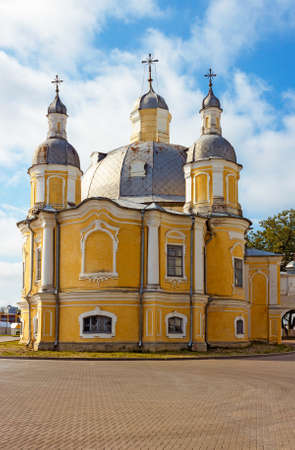 Resurrection Cathedral in the Kremlin in Vologda. Russia