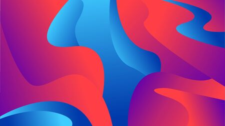 Abstract background with dynamic effect. Futuristic Technology Style. Motion Vector Illustration. EPS Illustration