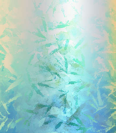 abstract bright colorful background texture with strokes