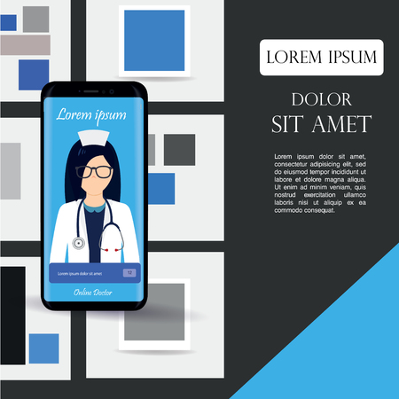 Material Design UI, UX, GUI screens for Health Medical Mobile Apps with Doctor Details, Booking, Select Date, Time, Edit Profile, Appointment Details, Shipping Details, Payment Order Features.