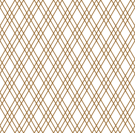 Beautiful pattern japanese shoji kumiko, great design for any purposes. Japanese pattern background vector. Japanese traditional wall, shoji.ROUNDED corners.Average thickness.
