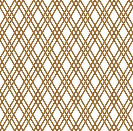 Beautiful pattern japanese shoji kumiko, great design for any purposes. Japanese pattern background vector. Japanese traditional wall, shoji.Thick line.