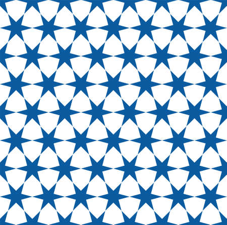 Seamless geometric ornament based on traditional arabic art.Brown color lines.Great design for fabric, textile, cover, wrapping paper, background.Thick lines. Stock fotó - 155401753