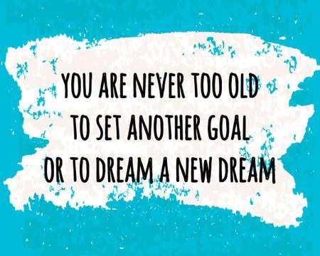 자신과 당신의 힘에 대한 믿음을 키우는 다채로운 타이포그래피 동기 포스터. 성공과 흰색 브러시에 대 한 생각에 대 한 비즈니스 개념의 시리즈. 벡터 일러스트 레이 션