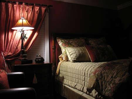 Bedroom inter Stock Photo - 3212901