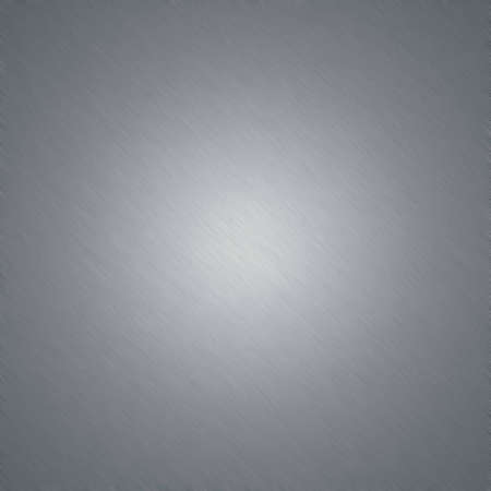 brushed aluminium: Metal Plate Stock Photo
