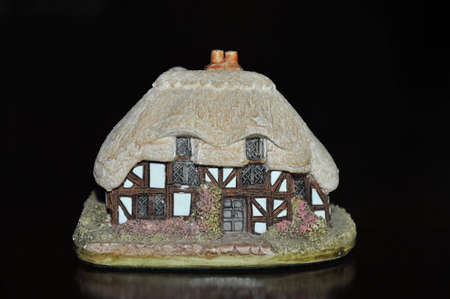 House - miniature model Stock Photo - 7071152