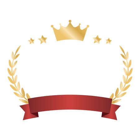 Vector assortment of Ranking Icon. Ilustración de vector