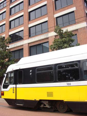 Public City Transportation 写真素材