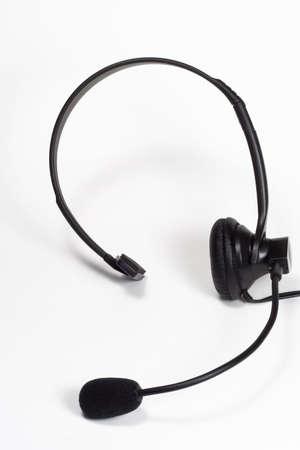 earpiece: Telephone headset
