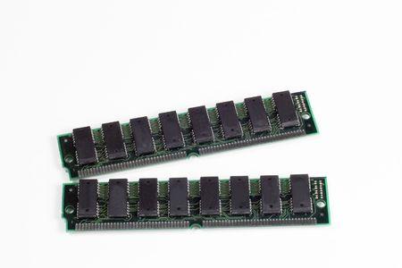 megabytes: Computer memory modules