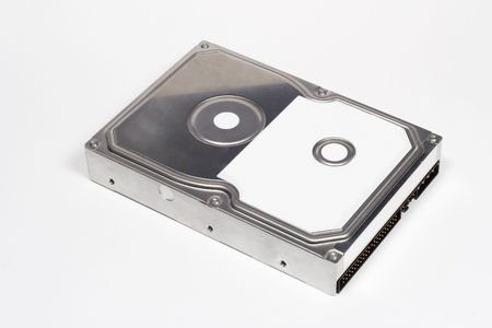 Internal computer hard drive Stok Fotoğraf