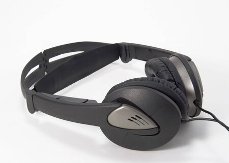 Special pair of noise canceling headphones Фото со стока - 553668