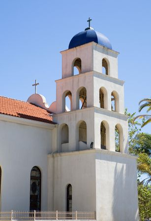 Immaculate Conception Catholic Church in Old Town San Diego, California