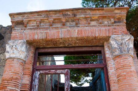 Herculaneum Arch Stock fotó