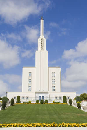 Hamilton New Zealand Temple of the Church of Jesus Christ of Latter-Day Saints (Mormon)