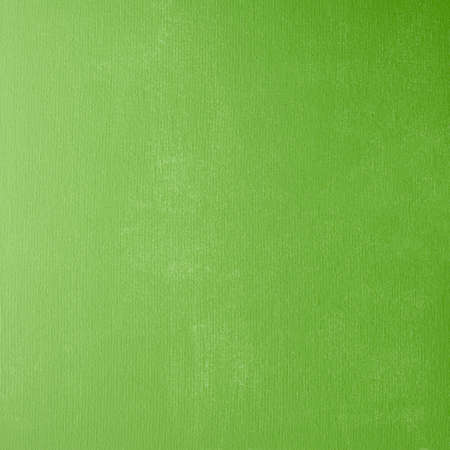 Pure green painted fabric canvas background Stock Photo
