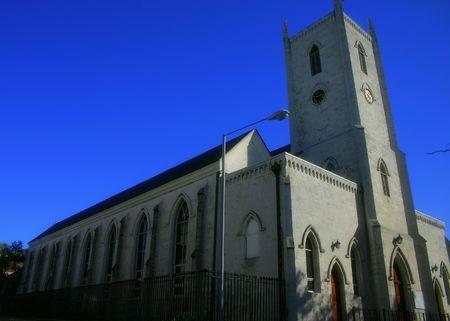 Nassau church