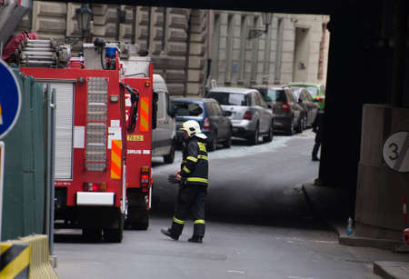 dozens: Suspected gas explosion injures dozens in central Prague  Powerful blast near National Theatre in centre of Prague leaves up to 40 people injured and building damaged  Editorial