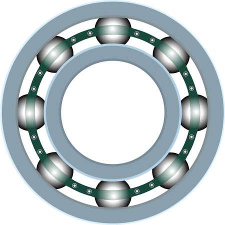 ベアリング: 古典的な玉軸受